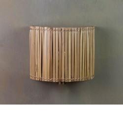 applique bambou
