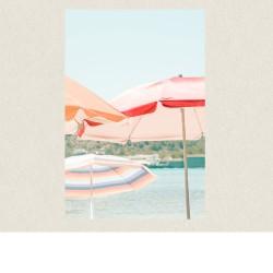 beach umbrellas 40x60