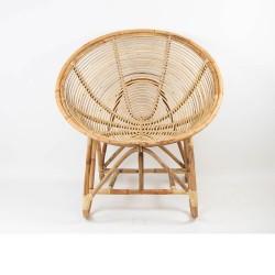 Egg chair naturel