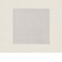 tapis de bain 60x60 Kymi lin