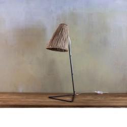 lampe loupiotte raphia
