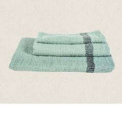 drap de bain 80x160 Timika celadon