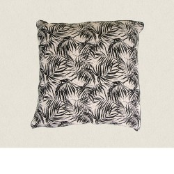 coussin 45x45 marla black