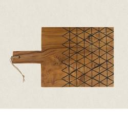 planche en teck Pakita
