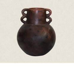 vase babar terre brûlée