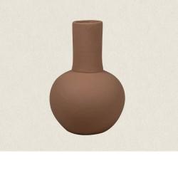 vase yan terracotta