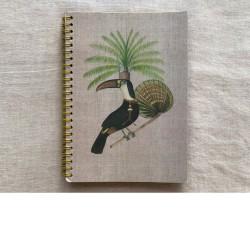 cahier toucan