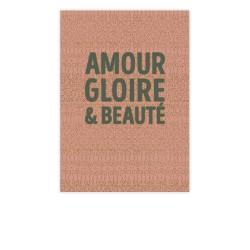 carte gloire beaute