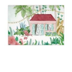 carte postale manapany