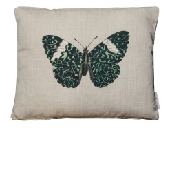 coussin butterfly
