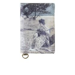 porte-carte shamisen
