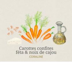 carotte confite