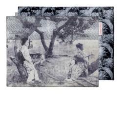 set shamisen