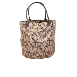 toy bag aloe bronze